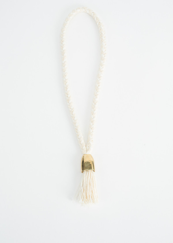 Erin Considine Thick Bell Necklace