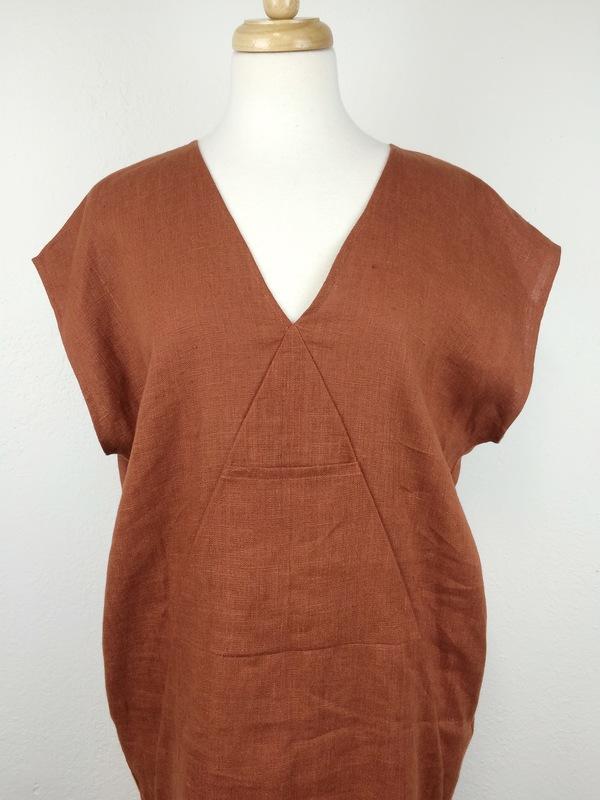 Ursa Minor Kathe Dress