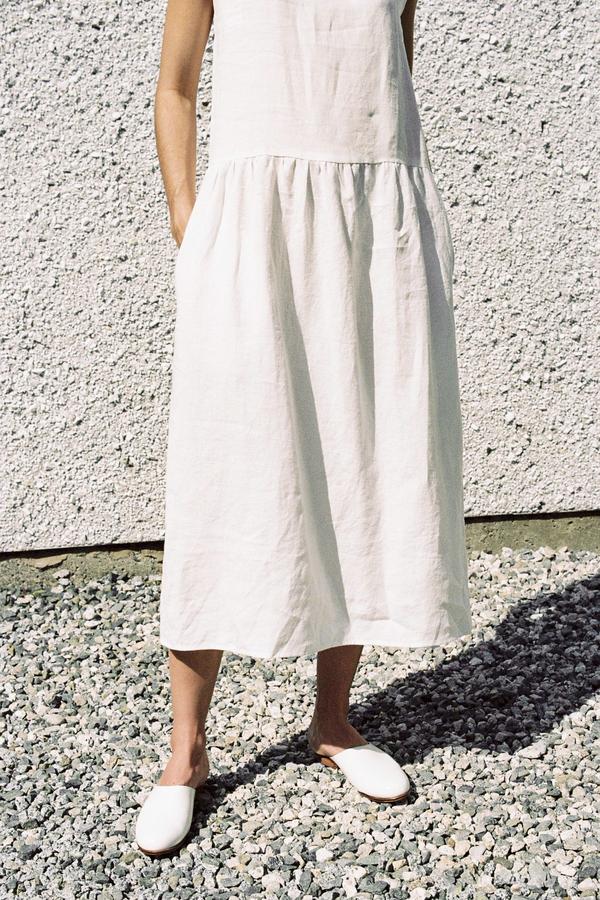 Ilana Kohn Alexis Dress - white
