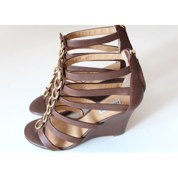Kelsi Dagger Caged Wedges