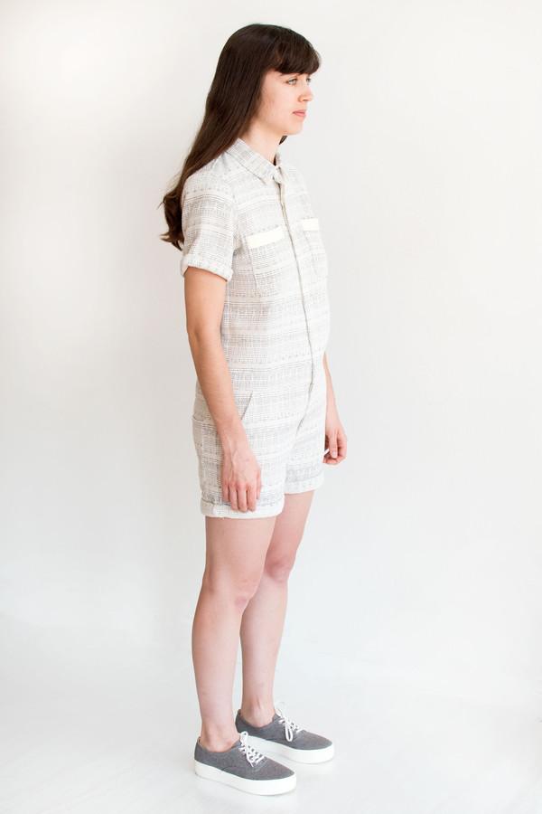 Megan Playsuit - LITTLE WHITE LIES