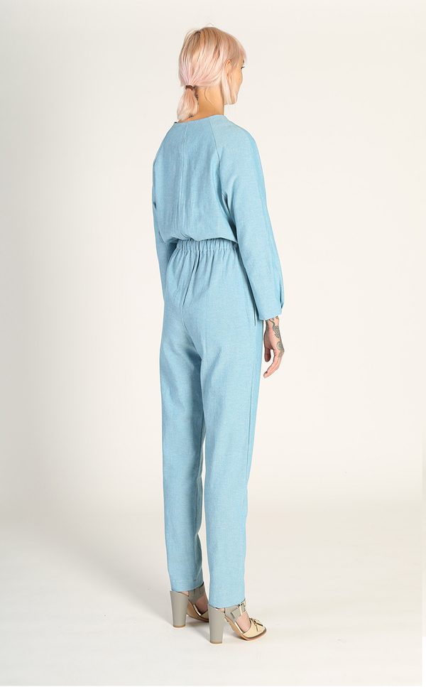 Kurt Lyle Big City Jumpsuit