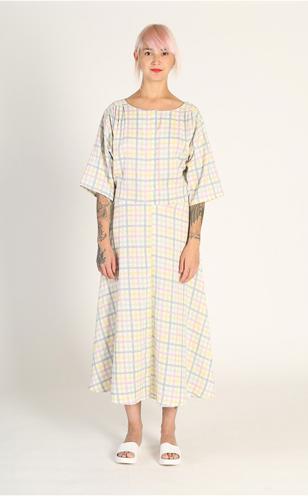Kurt Lyle Trinity Reversible Dress - Grayson Plaid