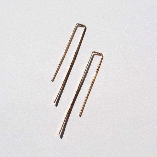 Aoko Su Track + Field Earrings