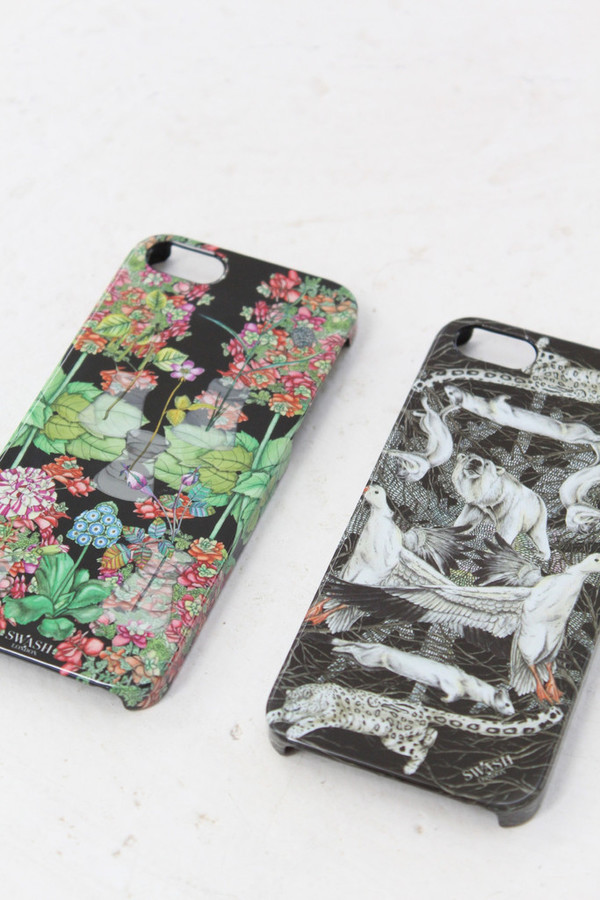 SWASH IPhone 5 Case Wild Things