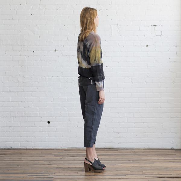 Chimala Drawstring Easy Pant Black - SOLD OUT