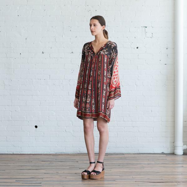 Isabel Marant Etoile Tresha Dress Black - SOLD OUT