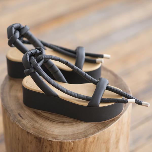 MM6 by Maison Martin Margiela Flatform Sandal - SOLD OUT
