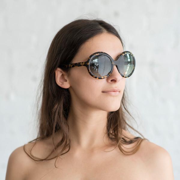 Steven Alan Optical Fay Sunglasses Tribeca Tortoise