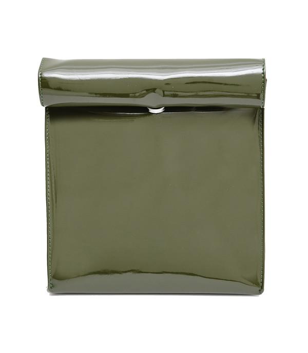 SMK Foldover Bag Khaki
