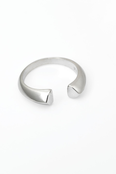 Slight Jewelry Adjustable Size Ring in Sterling Silver