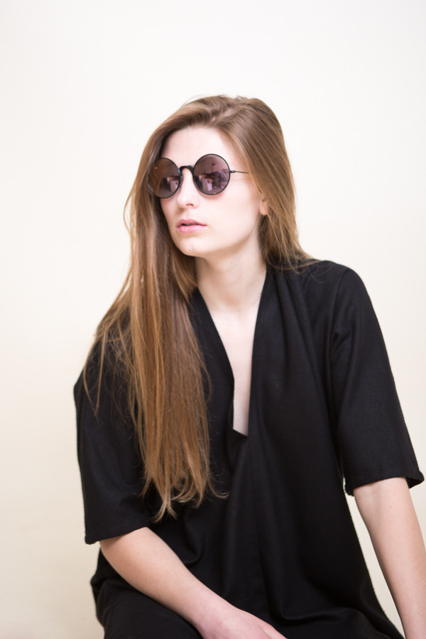 Le Specs Poolside Punk Sunglasses - Matte Black