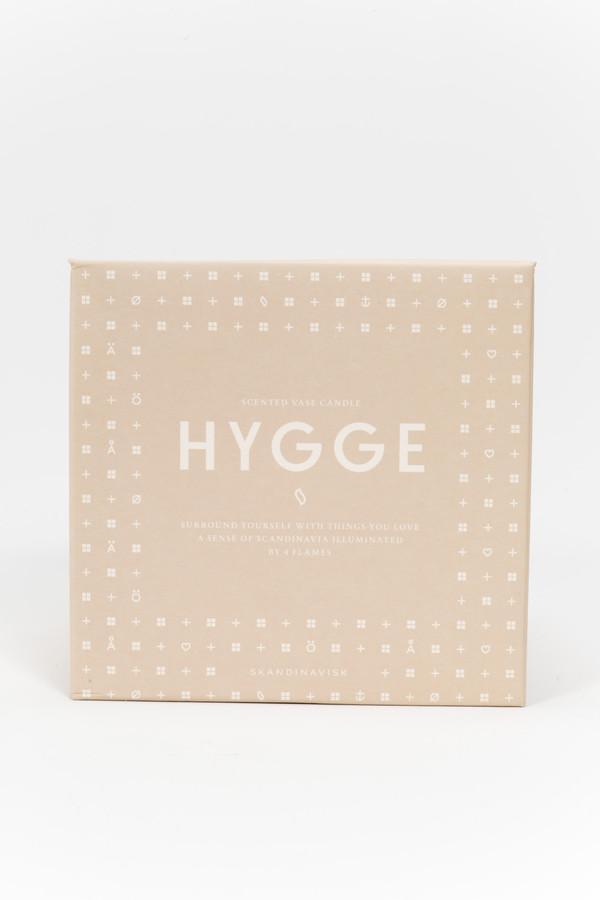 Skandinavisk 4-Wick HYGGE Scented Candle