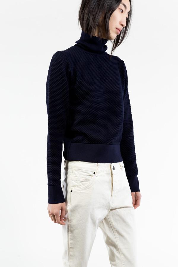 Norse Projects Beate Bubble Crew Knit