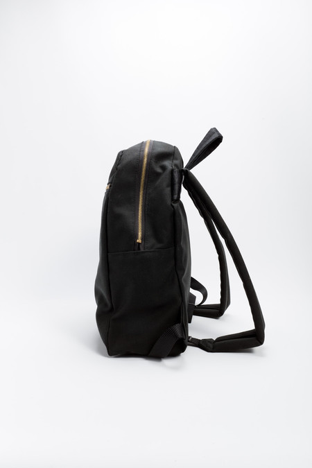 Samuel James Black Space Backpack
