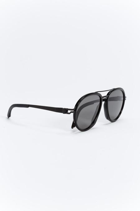 MYKITA Damir Doma Sunglasses Black/Black