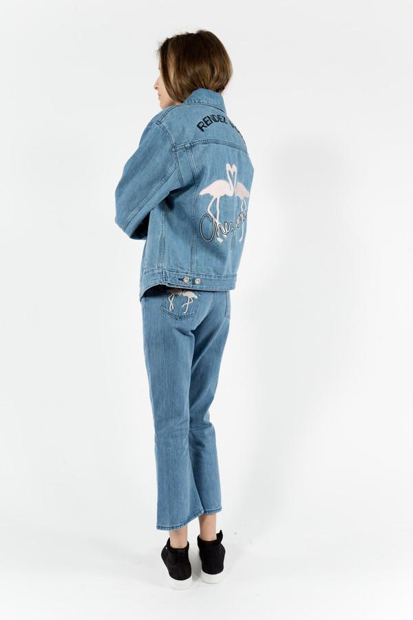 être cécile Flamingo Oversize Jacket
