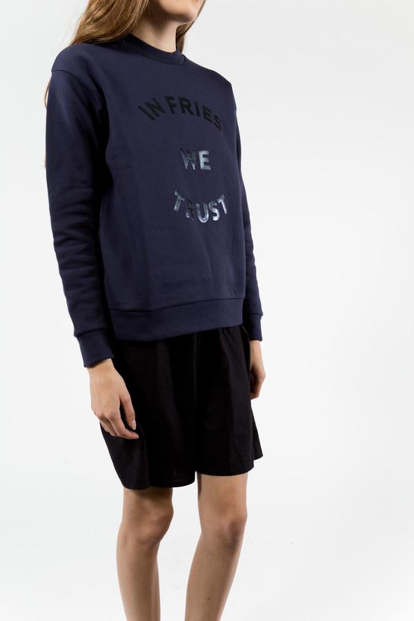 être cécile In Fries We Trust Sweatshirt