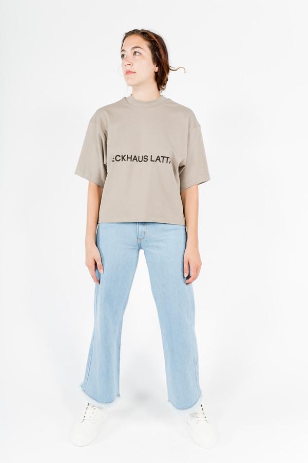 Eckhaus Latta Logo T-Shirt
