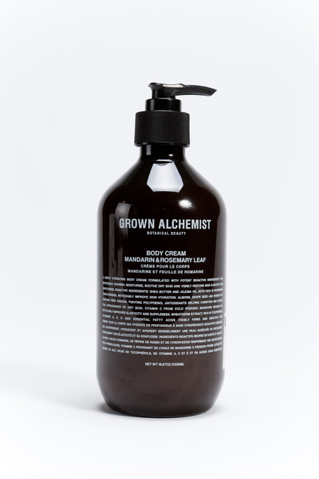 Grown Alchemist Mandarin/Rosemary Leaf Body Cream
