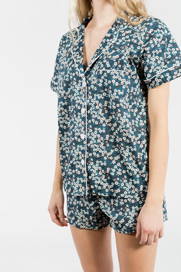 Sleepy Jones Marina Short Sleeve Shirt