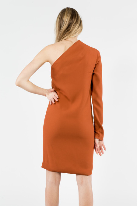 Nomia One Sleeve Dress