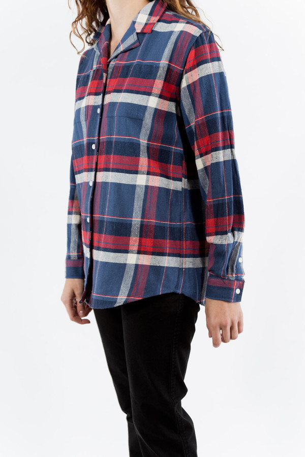 Bridge & Burn Paige LS Button Up