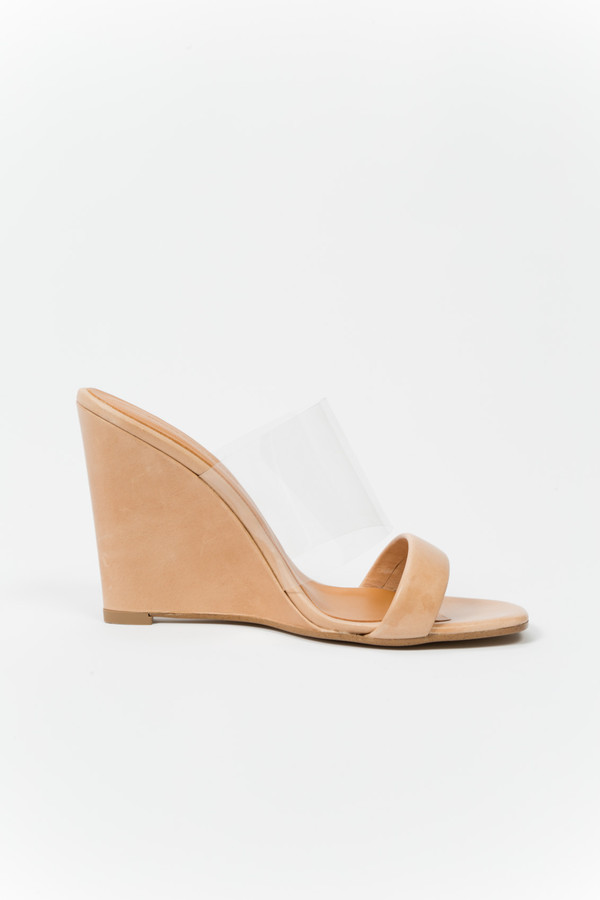 Won Hundred Pepper Wedge Sandals