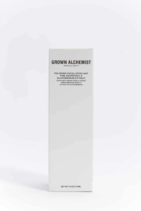 Grown Alchemist Pink Grapefruit Polishing Face Exfoliant