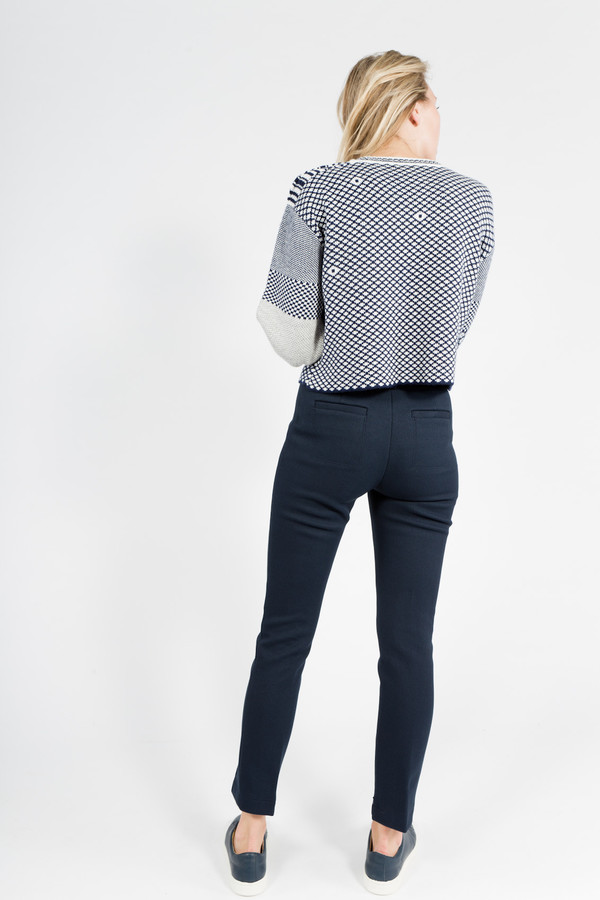 Trademark Seamed Pants