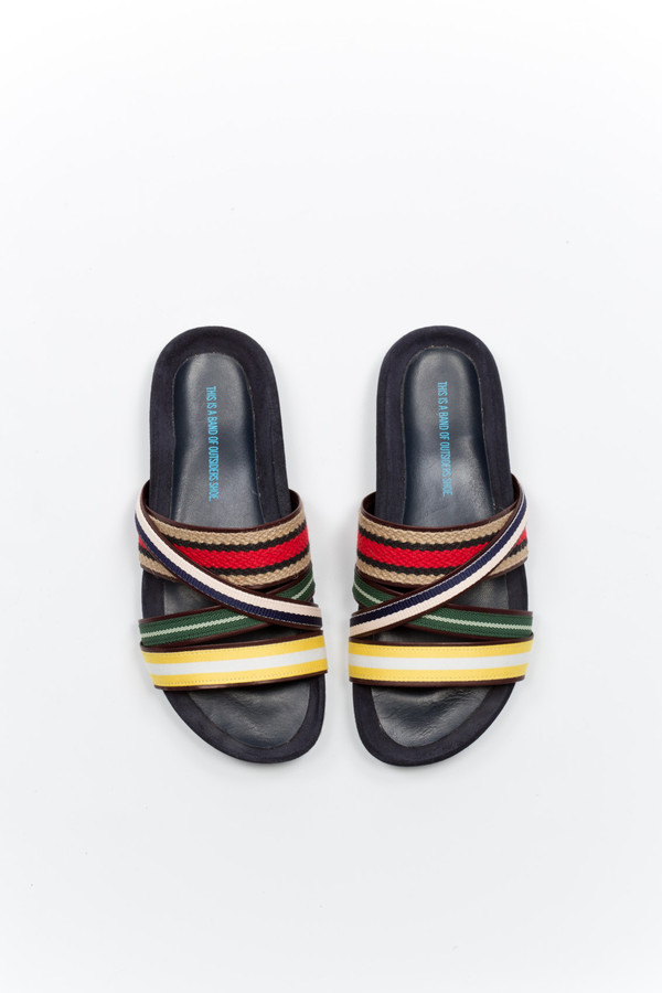 Band of Outsiders Shower Slide