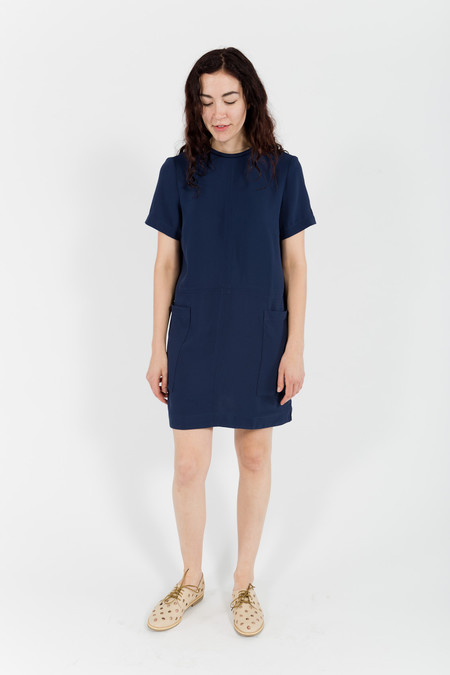 C. Keller Tubular Tee Dress