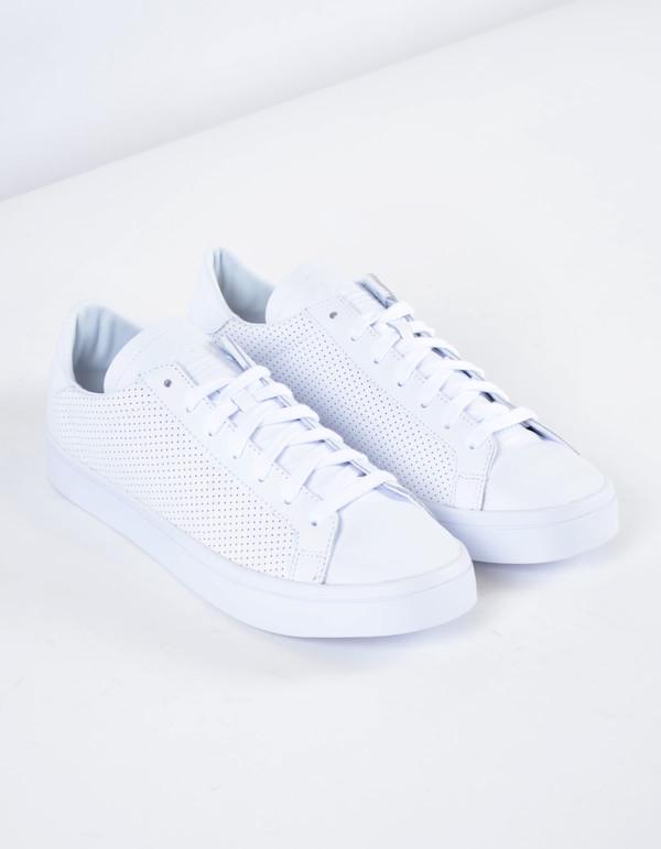 Adidas Men's CourtVantage White