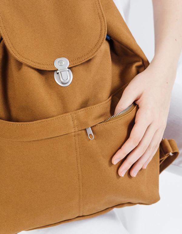 Baggu Backpack Chestnut