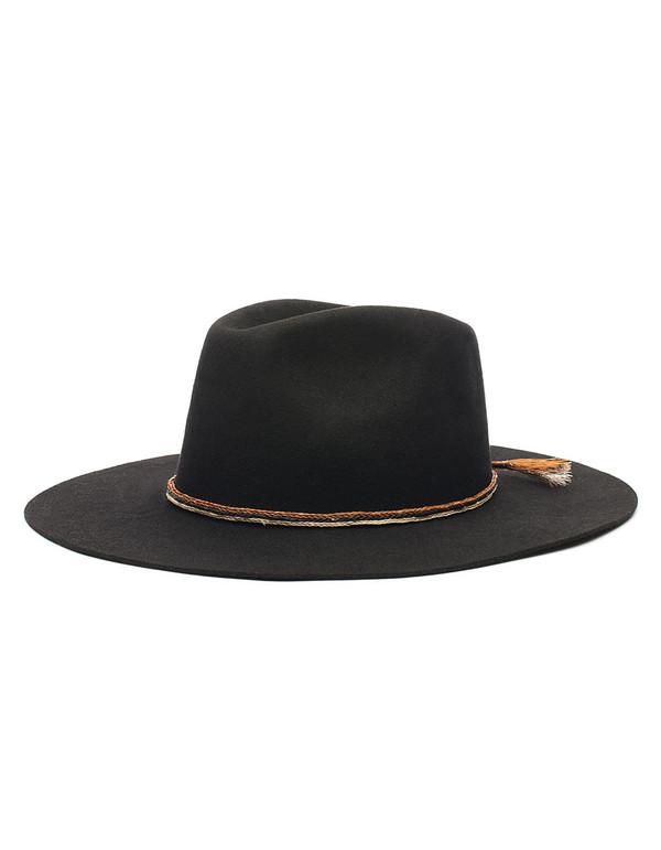 Brixton Leonard Men's Hat Black