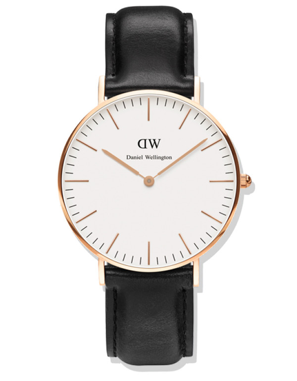 Daniel Wellington Sheffield Watch Rose Gold 36mm