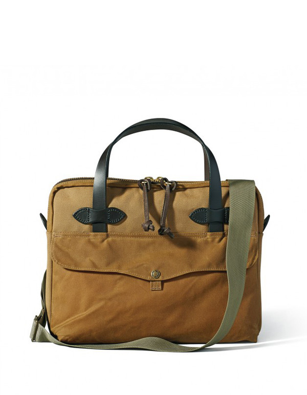 Filson Tablet Briefcase Tan