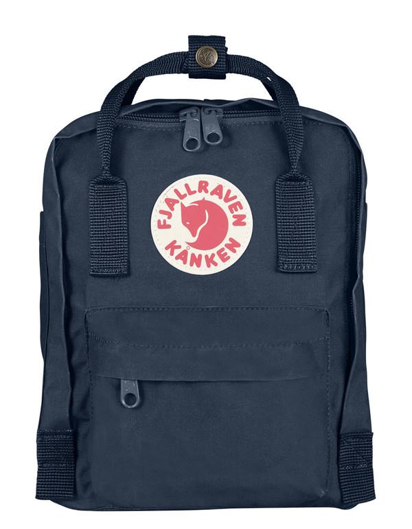 Fjallraven Kanken Mini Backpack Navy
