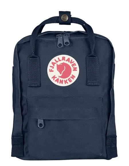 Fjallraven Kanken Mini Backpack Navy