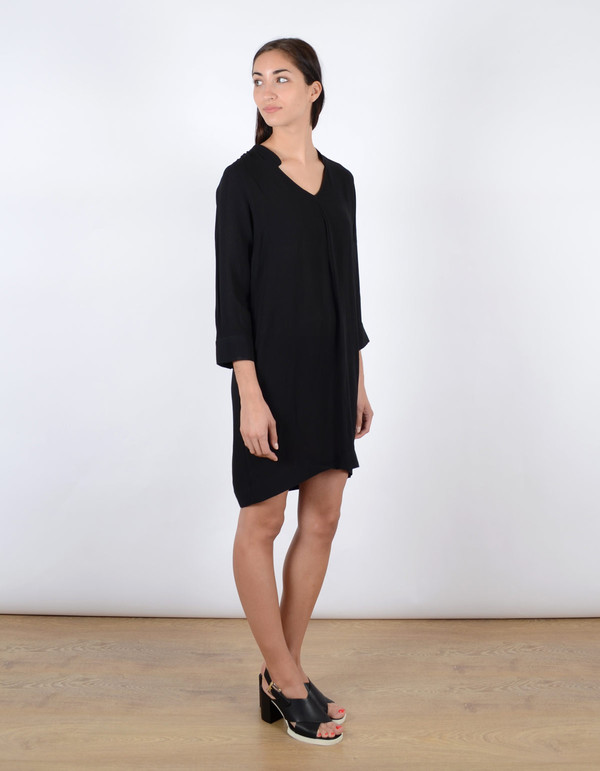Just Female Request Dress Black