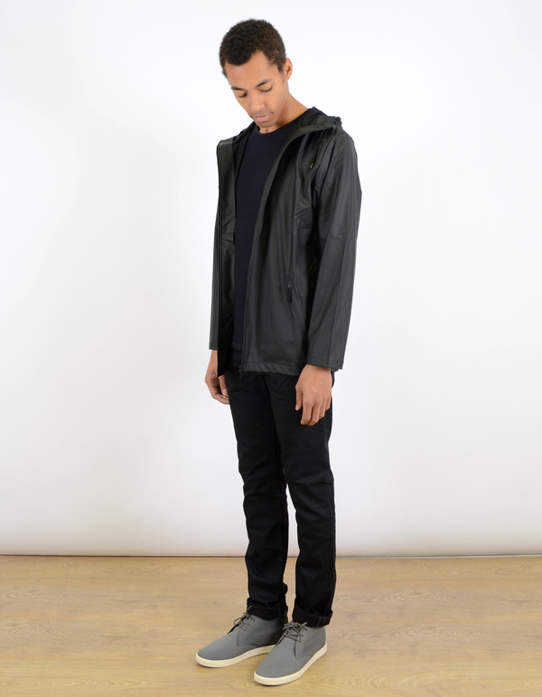 Men's Rains Breaker Jacket Black