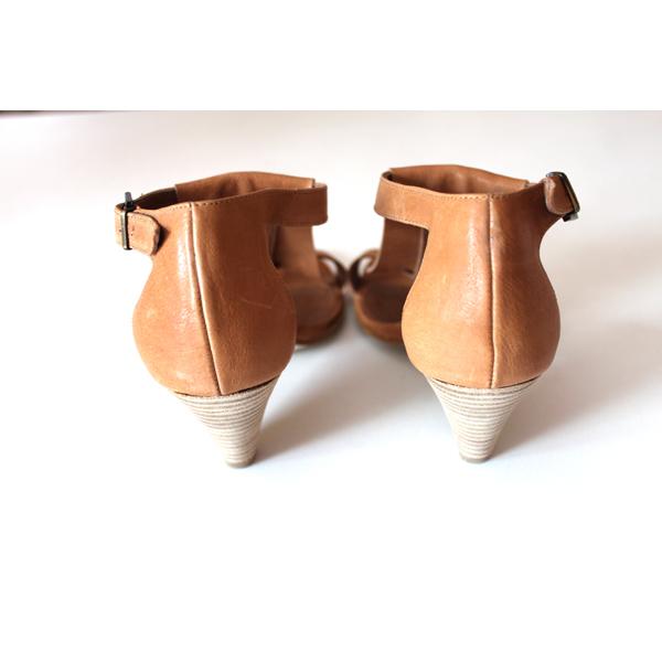 Sessun Fringe Sandal