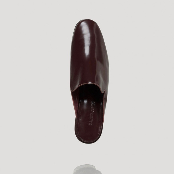 Rachel Comey Brie Mule in Bordo