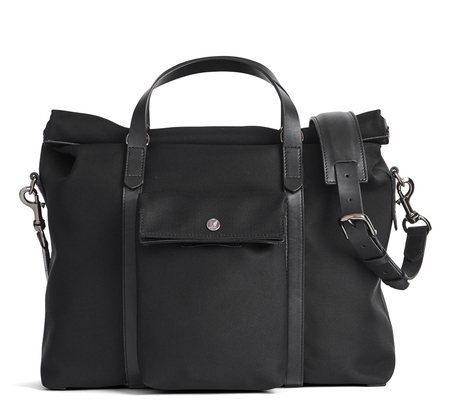 Black MS Soft Work Bag by Mismo