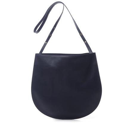Navy Cale Bag by Tsatsas