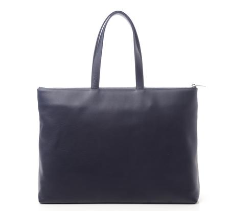 Navy Lucid Ninety L Bag by Tsatsas