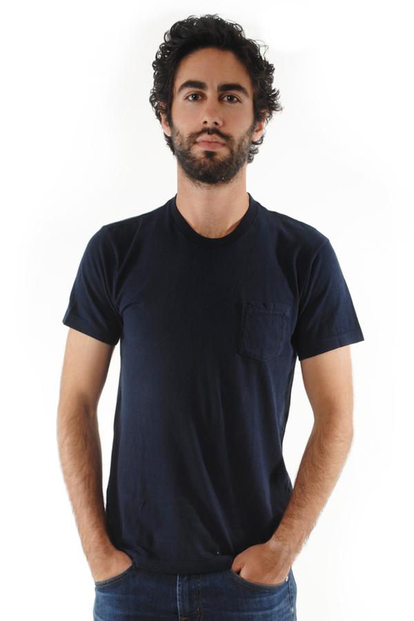 Men's FilMelange Sunny One Pocket Tshirt
