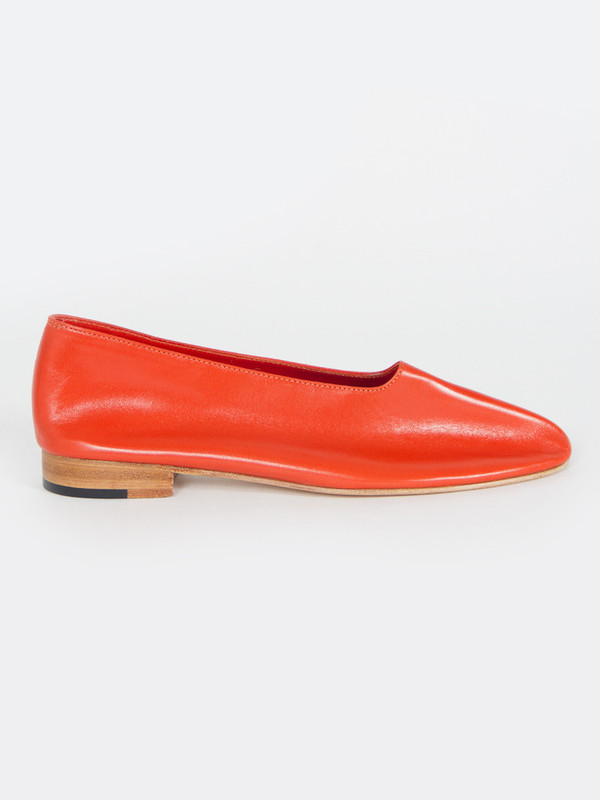 MARTINIANO Glove Shoe Coral