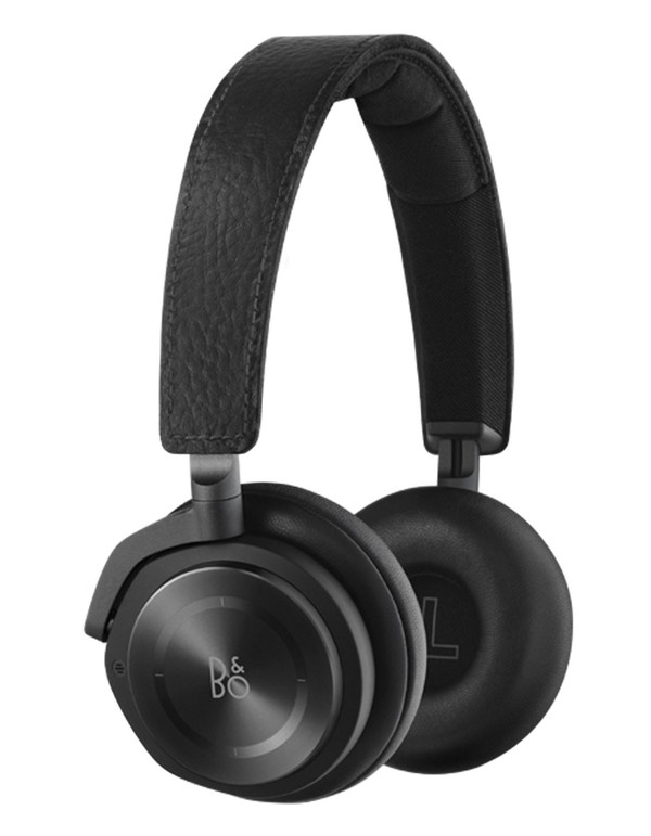 B&O Play H8 Over Ear Headphones Black