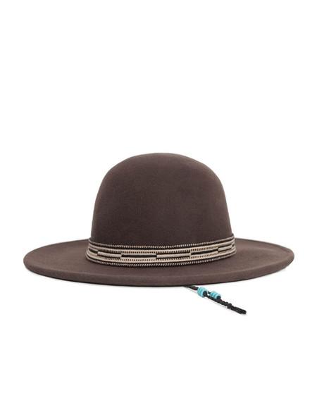 Brixton Columbus Hat Brown
